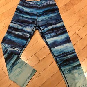 Prana Cropped Yoga Pants